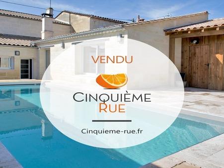 Maison sur Saint-André-de-Cubzac ; 416000 €  ; Vente Réf. CIN17_2_bis