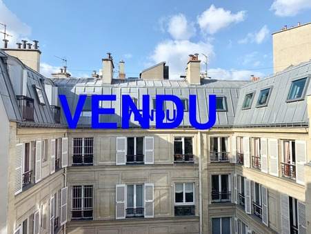 Vente Appartement PARIS 8EME ARRONDISSEMENT Réf. MON67 - Slide 1
