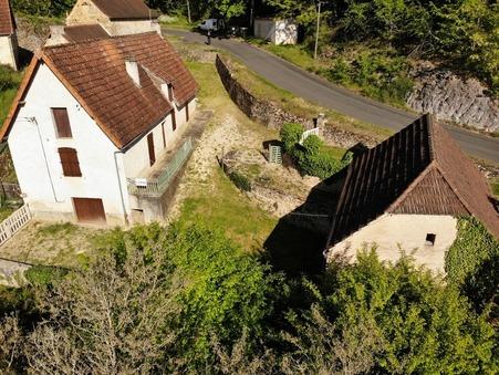 vente maison AUBAS 68m2 107000€