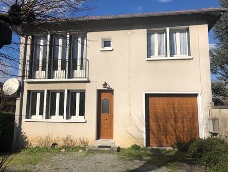 vente maison PEYRILHAC 85m2 76000€