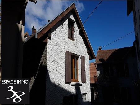 Vente Maison MONESTIER DE CLERMONT Réf. DSf1834 - Slide 1