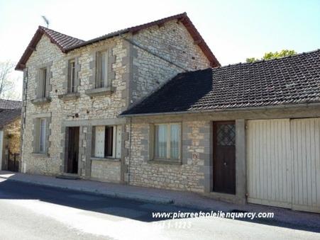 vente maison LAUZES 150m2 79500€