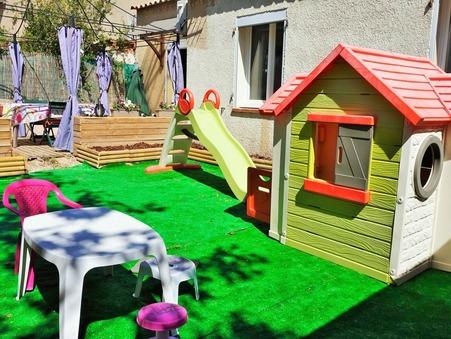 A vendre maison CHATEAUNEUF LES MARTIGUES 86 m²  272 000  €