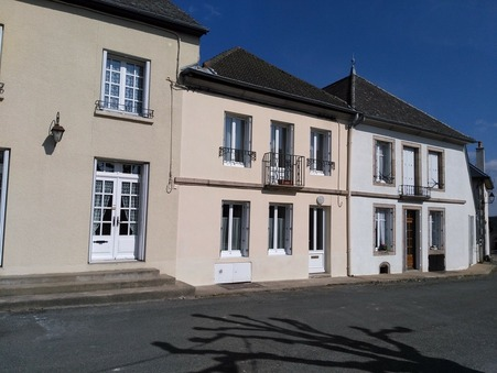 vente maison Saint-Léger-sous-Beuvray 100m2 138000€