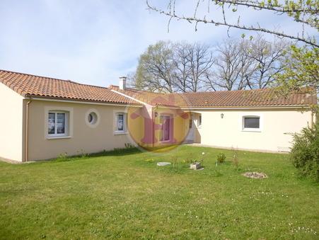 vente maison Saint-Junien 132m2 241500€
