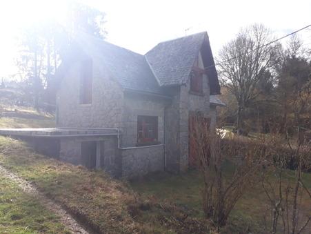 vente maison USSEL 44000 €