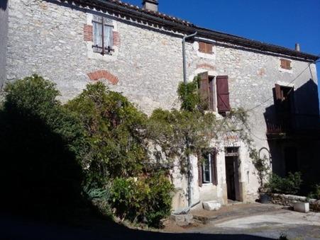 vente maison LAMAGDELAINE 100m2 74200€