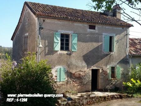 vente maison LAMAGDELAINE 145m2 74200€