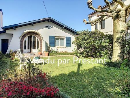 vente maison BIARRITZ 140m2 1060000 €
