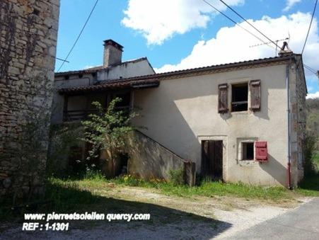 vente maison Saint-Géry 90m2 59000€