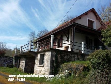 vente maison LENTILLAC LAUZES 90m2 64200€
