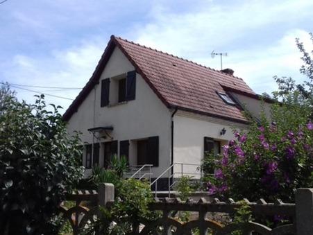 vente maison DIOU 127m2 104500€