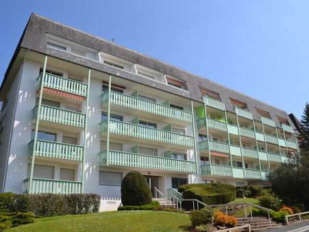 Apartment sur Bagnoles de l'Orne ; € 90000  ; A vendre Réf. 2645