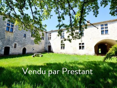 vente chateau LAUZERTE 726m2 0 €