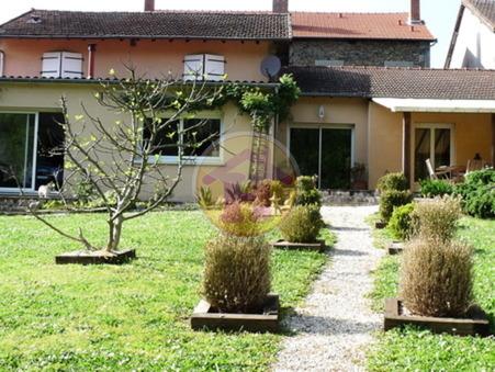 vente maison SAILLAT SUR VIENNE 142m2 149800€