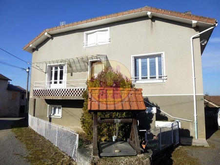 vente maison ROCHECHOUART 103m2 64800€