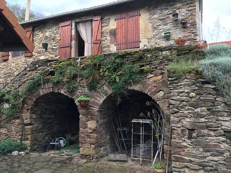 Vente Maison BROUSSE LE CHATEAU Réf. 2061 - Slide 1