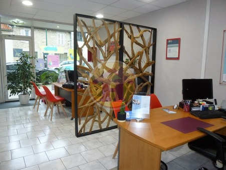 vente professionnel Saint-Junien 80m2 107000€