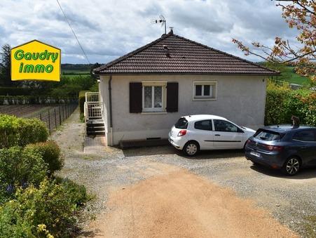vente maison TIL CHATEL 68.42m2 179000€