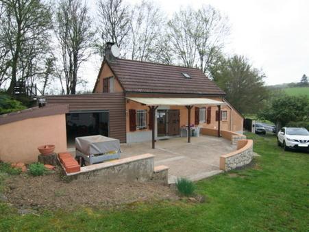 vente maison CRESSY SUR SOMME 80m2 96500€