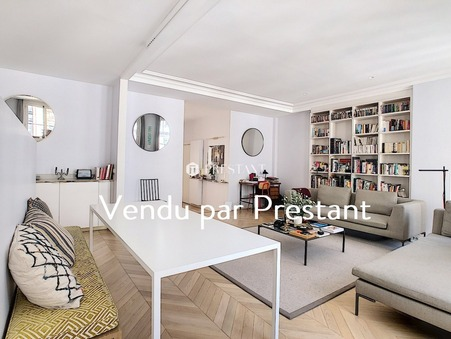 vente appartement PARIS 2EME ARRONDISSEMENT 95m2 1490000 €