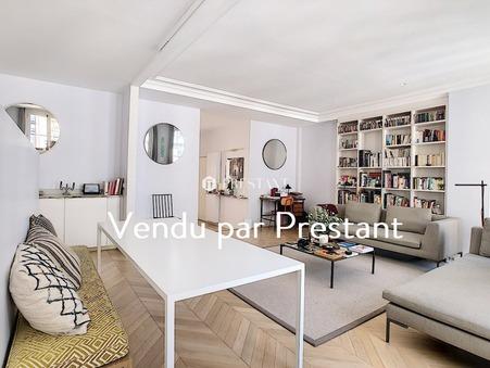 vente appartement PARIS 2EME 95m2 1490000 €
