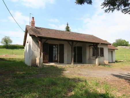 vente maison FLETY 60m2 55500€