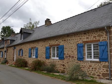 House € 168000  sur Ste Marie du Bois (53110) - Réf. 2728