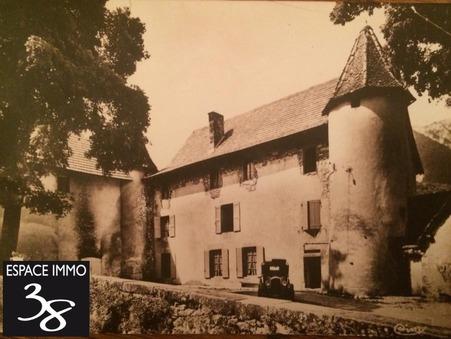 Vente Chateau Grenoble Réf. Ds1892a - Slide 1