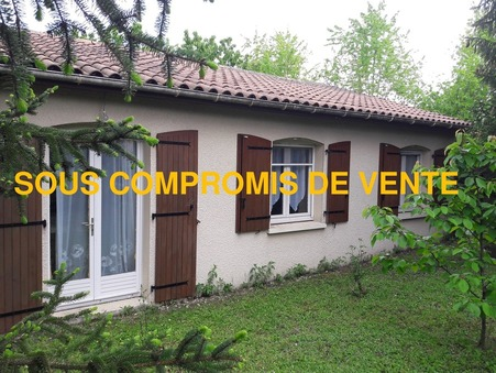 vente maison Saint-Yrieix-sur-Charente 103m2 159640€