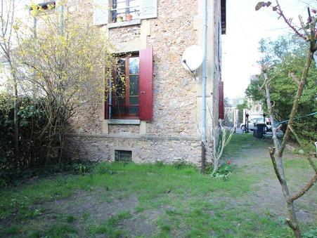 vente appartement CROISSY SUR SEINE 41m2 239000€