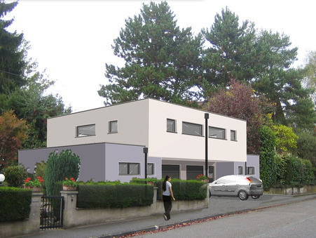 Neuf sur Lampertheim ; À partir de 315000 €  ; A vendre Réf. GRA13