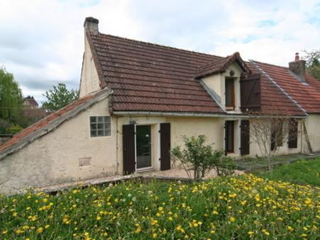 vente maison CRESSY SUR SOMME 85m2 75500€