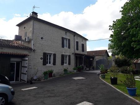 vente maison Mansle 256m2 291200€