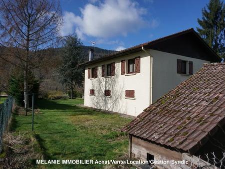 vente maison SAULXURES SUR MOSELOTTE 100m2 148000€