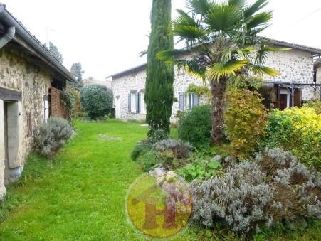 vente maison BRIGUEUIL 165m2 139100€