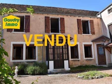 vente maison FONTAINE FRANCAISE 125m2 117300€