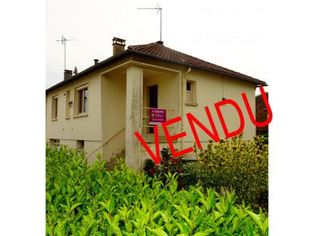 A vendre maison Coulonges sur Sarthe 61170; 71900 €