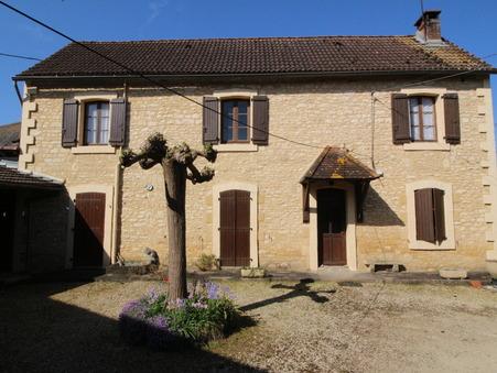 Vends maison MONTIGNAC 100 m²  139 100  €