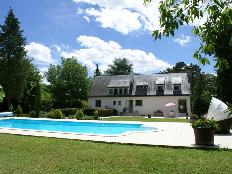 Achat maison fleury en biere 238 m 9 pi ces 892500 - Maison a vendre chailly en biere ...