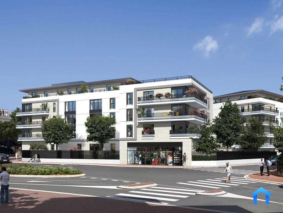 Actions immobilier bien neuf vente rueil malmaison 92 for Appartement atypique rueil malmaison