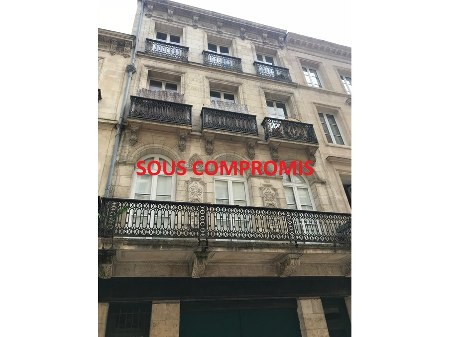 Vente appartement bordeaux 57 m t2 379500 for Prix appartement bordeaux