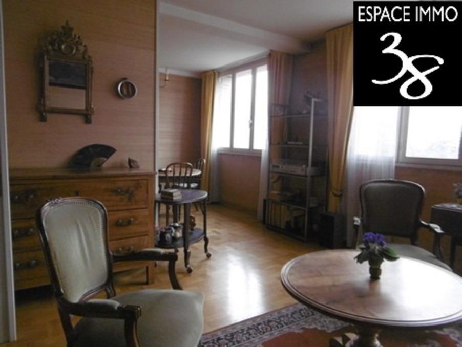 vente appartement grenoble 71 m 135 000 r f. Black Bedroom Furniture Sets. Home Design Ideas