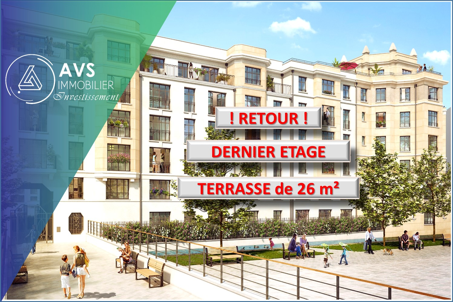 appartement  734000 €