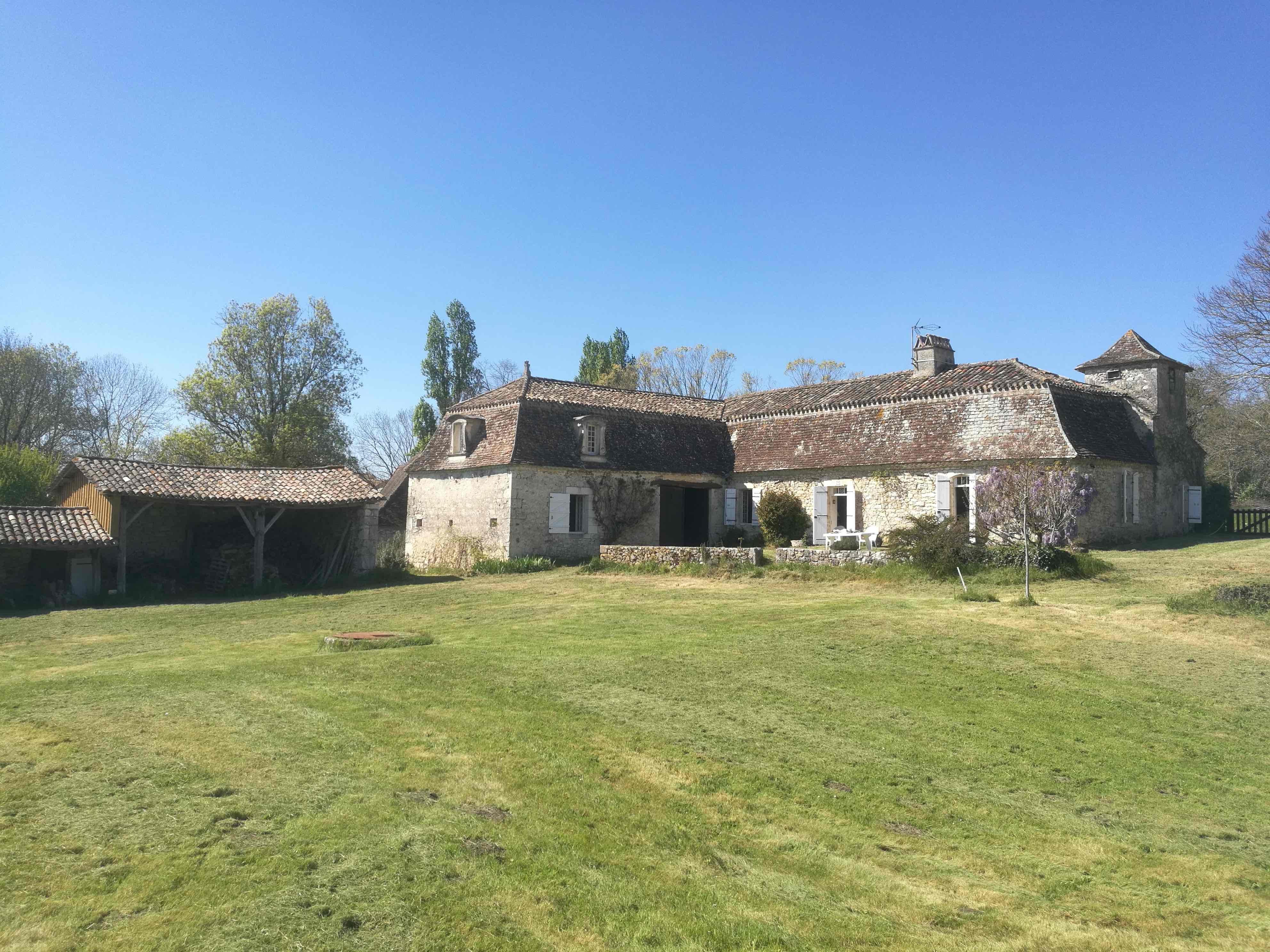 Manoir for sale France