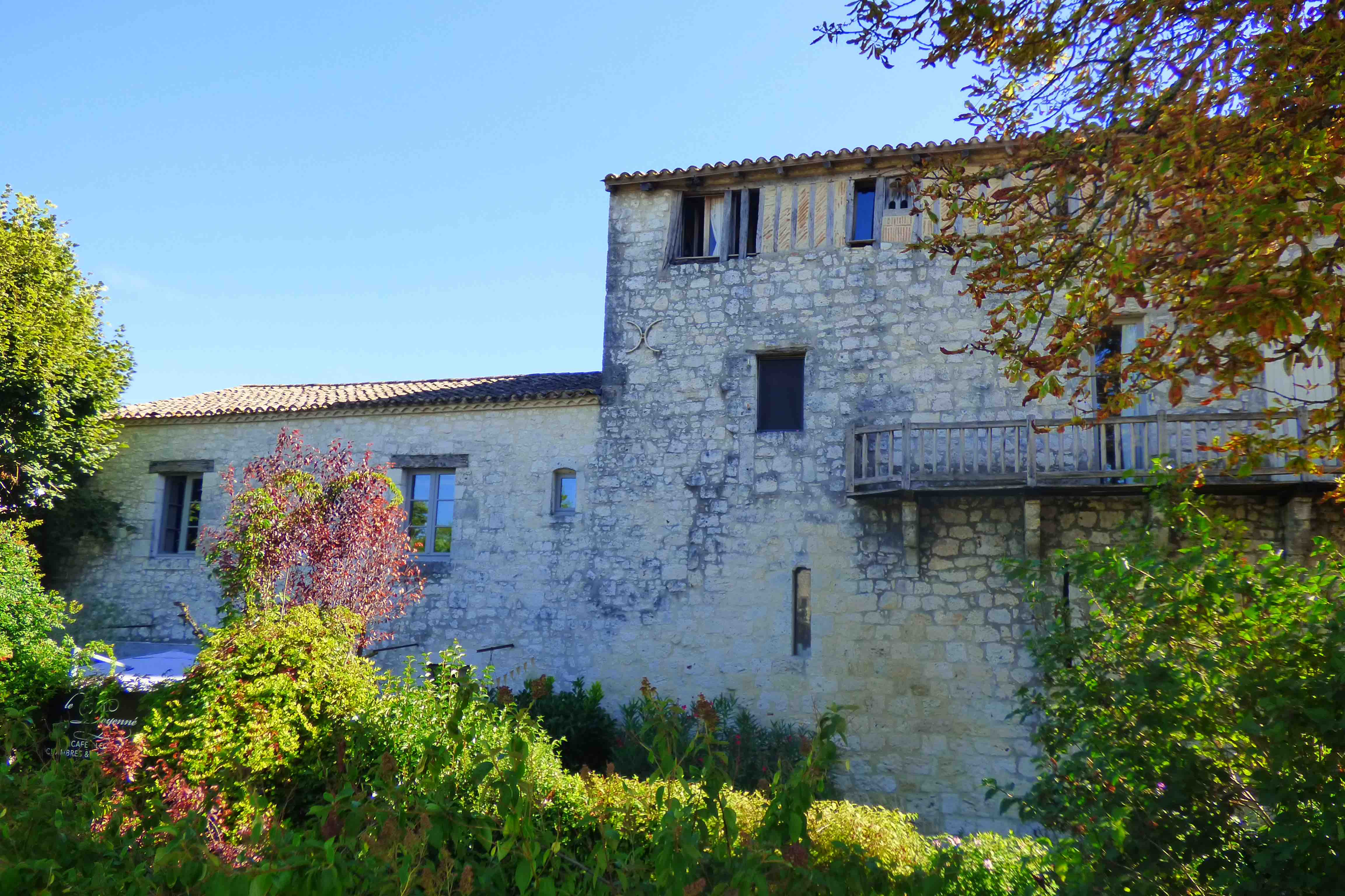 Medieval Deanery for sale France
