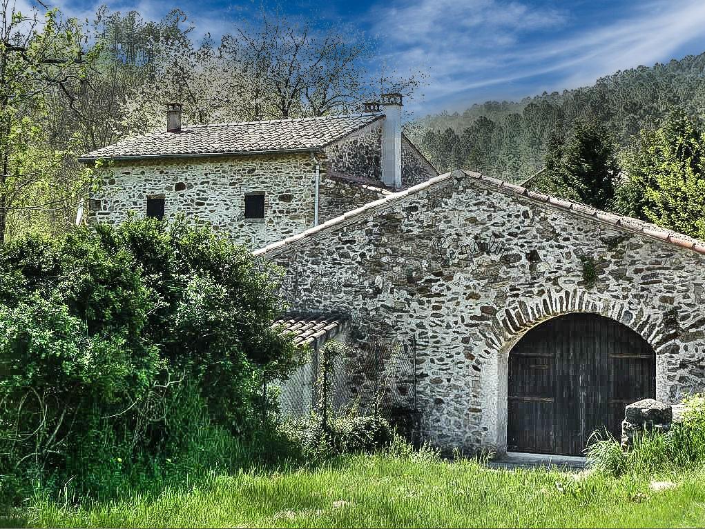 Maison en pierre LES VANS