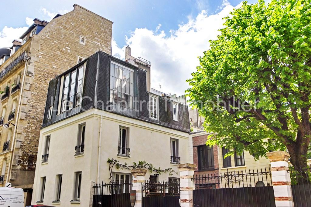 Vente Maison Paris 16eme Arrondissement 210m 2990000 Ref Mjp